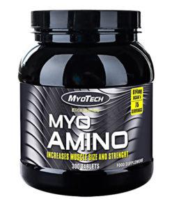Comanda Aminoacizi Online - MYO Amino - 300 tablete