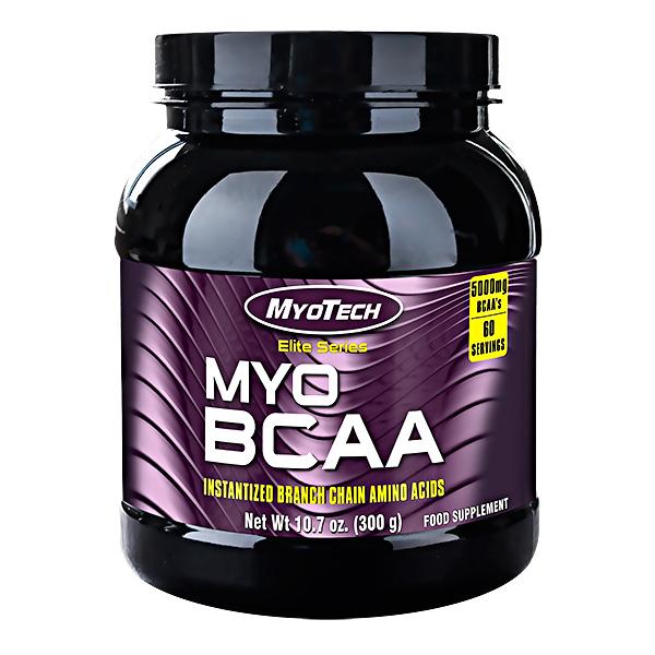 Comanda Aminoacizi Online de la MyoTech- MYO BCAA - 300 grame