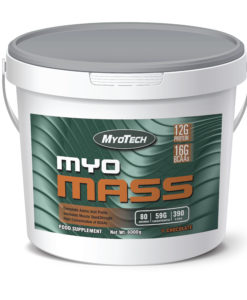 Complex de Proteine și Carbohidrați, MYO MASS - 6Kg - MyoTech