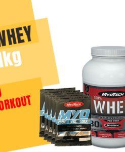 Myo Whey Protein Premium Pachet Cadou