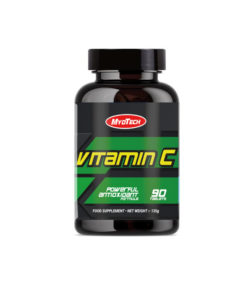 Myotech Vitamina C, 650mg, 90 de tablete